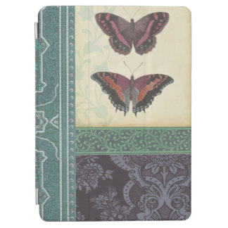 Decorative Butterfly Brocade by Vision Studio iPad Air Cover