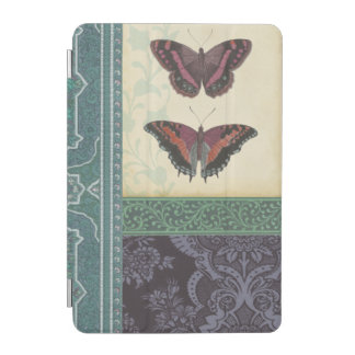 Decorative Butterfly Brocade by Vision Studio iPad Mini Cover