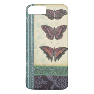 Decorative Butterfly Brocade by Vision Studio iPhone 8 Plus/7 Plus Case