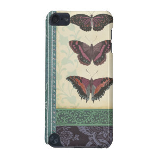 Decorative Butterfly Brocade by Vision Studio iPod Touch (5th Generation) Case