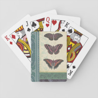 Decorative Butterfly Brocade by Vision Studio Playing Cards