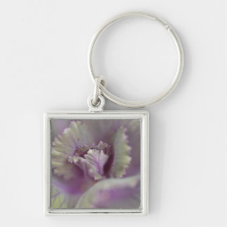 Decorative cabbage key ring