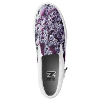 DECORATIVE CABBAGE Slip-On SHOES