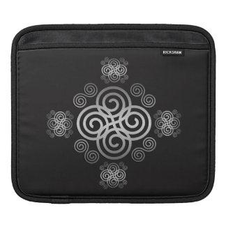 Decorative Celtic design. iPad Sleeve