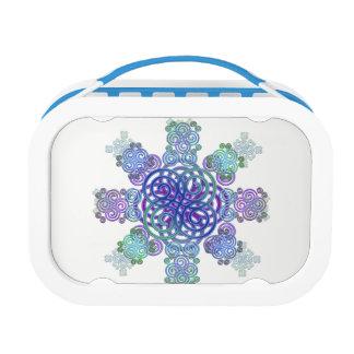 Decorative Celtic design. Lunch Box