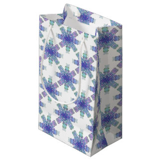 Decorative Celtic design. Small Gift Bag