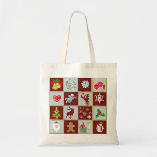 Decorative Colorful Christmas Pattern