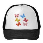 Decorative Coloured Butterflies