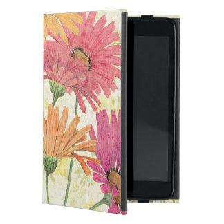 Decorative Daisies Cover For iPad Mini
