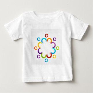 Decorative design element tee shirt