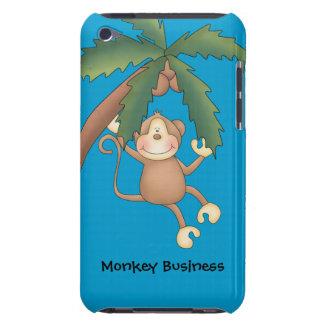 Decorative Designer Monkey Graphic - Personalize iPod Case-Mate Case