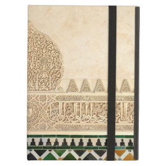 Decorative detail from Alhambra iPad Air Case