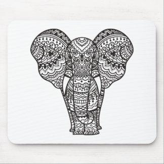 Decorative Elephant Style Mouse Mat
