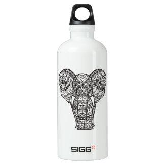 Decorative Elephant Style Water Bottle