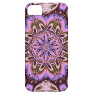 Decorative floral kaleidoscope iPhone 5 case