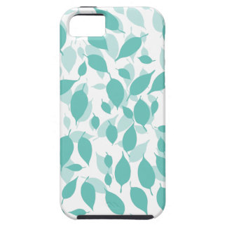 Decorative Floral Leaf Case For The iPhone 5