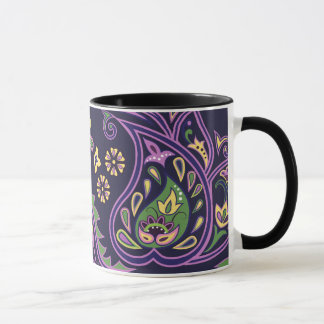 Decorative floral patterns