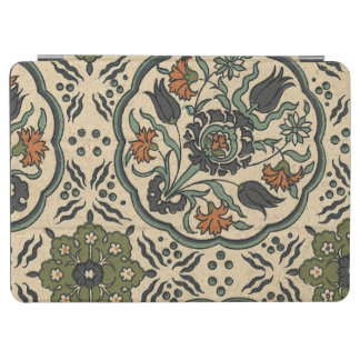 Decorative Floral Persian Tile Design iPad Air Cover