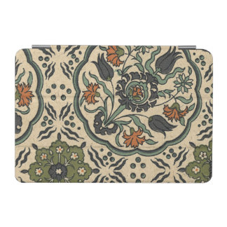 Decorative Floral Persian Tile Design iPad Mini Cover