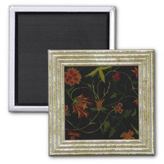 Decorative Flowers Magnet
