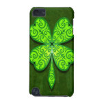 Decorative Four Leaf Clover iPod Touch (5th Generation) Covers