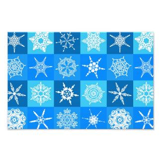 Decorative frost art photo
