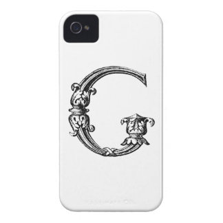 DECORATIVE G iPhone 4 Case-Mate CASES