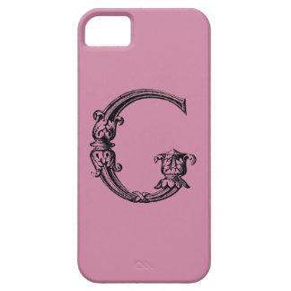 Decorative G iPhone 5 Cases