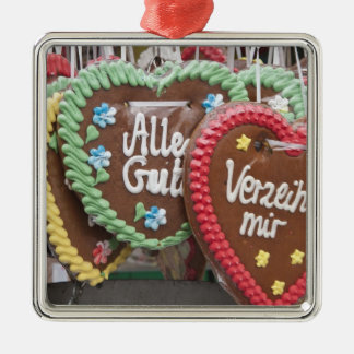 Decorative gingerbread cookies christmas ornament