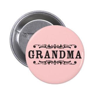 Decorative Grandma Pins