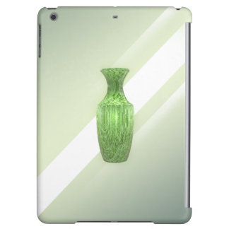 Decorative Green Vase
