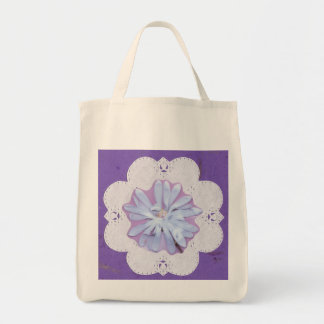 Decorative Grocery Tote