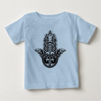 Decorative Hamsa Design Baby T-Shirt