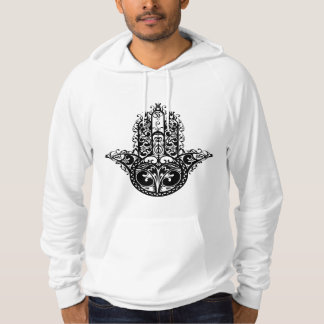 Decorative Hamsa Design Hoodie