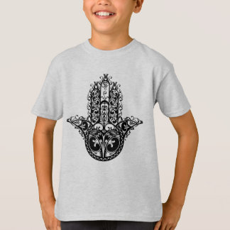 Decorative Hamsa Design T-Shirt