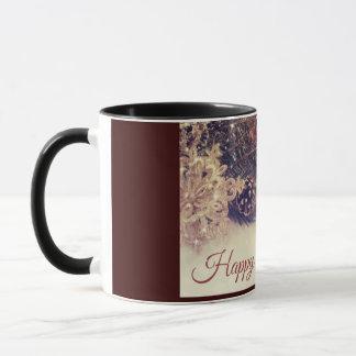 Decorative Happy New Year Mug