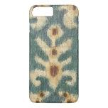 Decorative Ikat Fabric Design by Chariklia Zarris iPhone 7 Plus Case