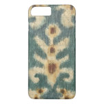 Decorative Ikat Fabric Design by Chariklia Zarris iPhone 8 Plus/7 Plus Case