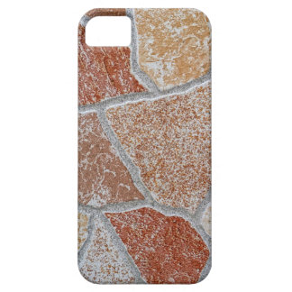 Decorative Irregular Colorful Stones Texture Barely There iPhone 5 Case