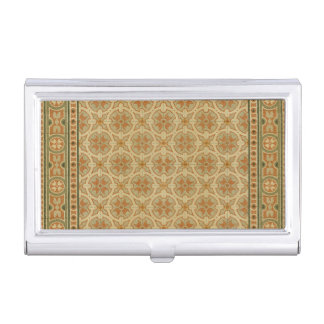 Decorative Italian Mosaic Tiles by Vision Studio Business Card Holder