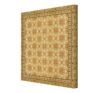 Decorative Italian Mosaic Tiles by Vision Studio Canvas Print