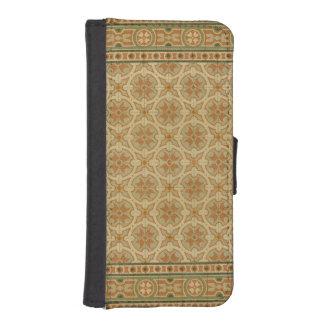 Decorative Italian Mosaic Tiles by Vision Studio iPhone SE/5/5s Wallet Case