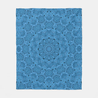 Decorative  Kaleidoscope  Fleece Blankets 3 sizes