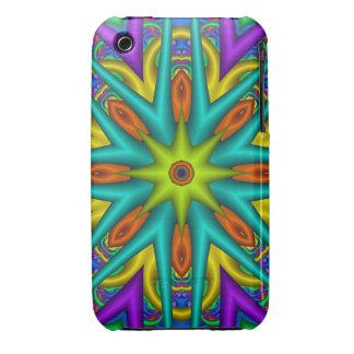 Decorative kaleidoscope iPhone 3G/3GS Case Case-Mate iPhone 3 Cases