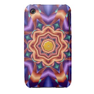 Decorative kaleidoscope iPhone 3G/3GS Case iPhone 3 Case