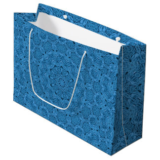 Decorative Knot Colorful Gift Bags