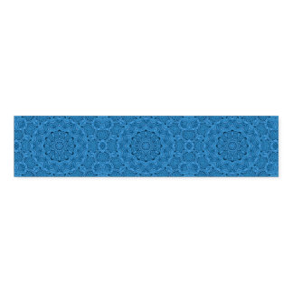 Decorative Knot  Kaleidoscope Napkin  Bands