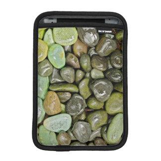 Decorative landscaping rocks iPad mini sleeve