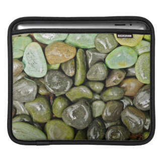 Decorative landscaping rocks iPad sleeve