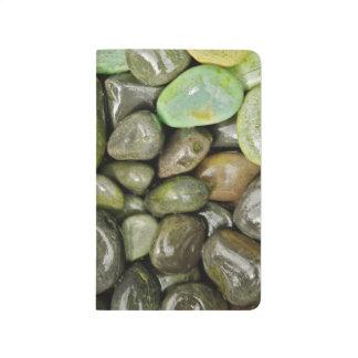 Decorative landscaping rocks journal